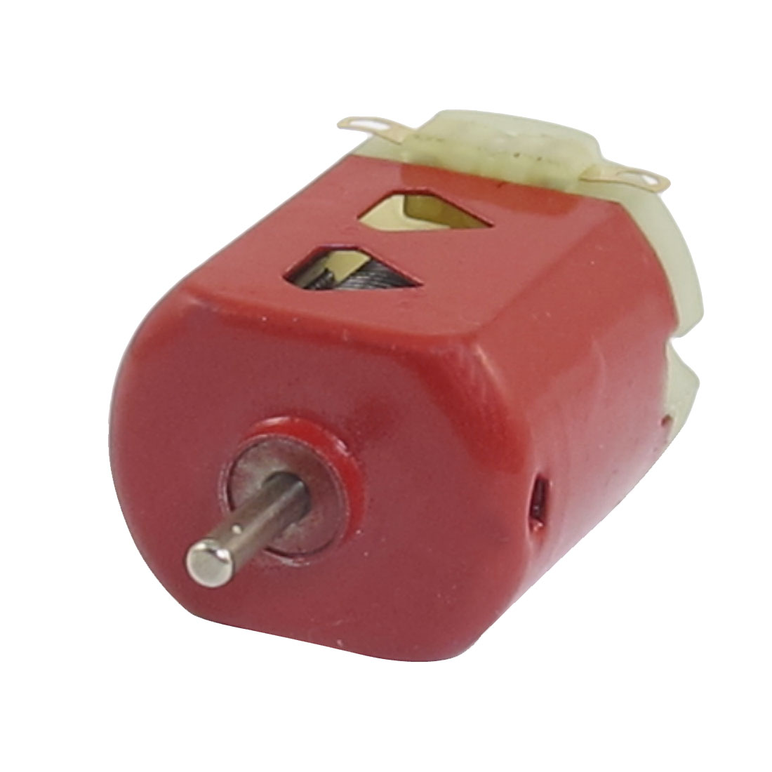 9000RPM Rotating Speed Motor 130 1.5VDC Red for Small Size Racing Car