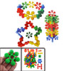 81 in 1 Kids Early Education Multicolor Plastic DIY Building Blocks Toy