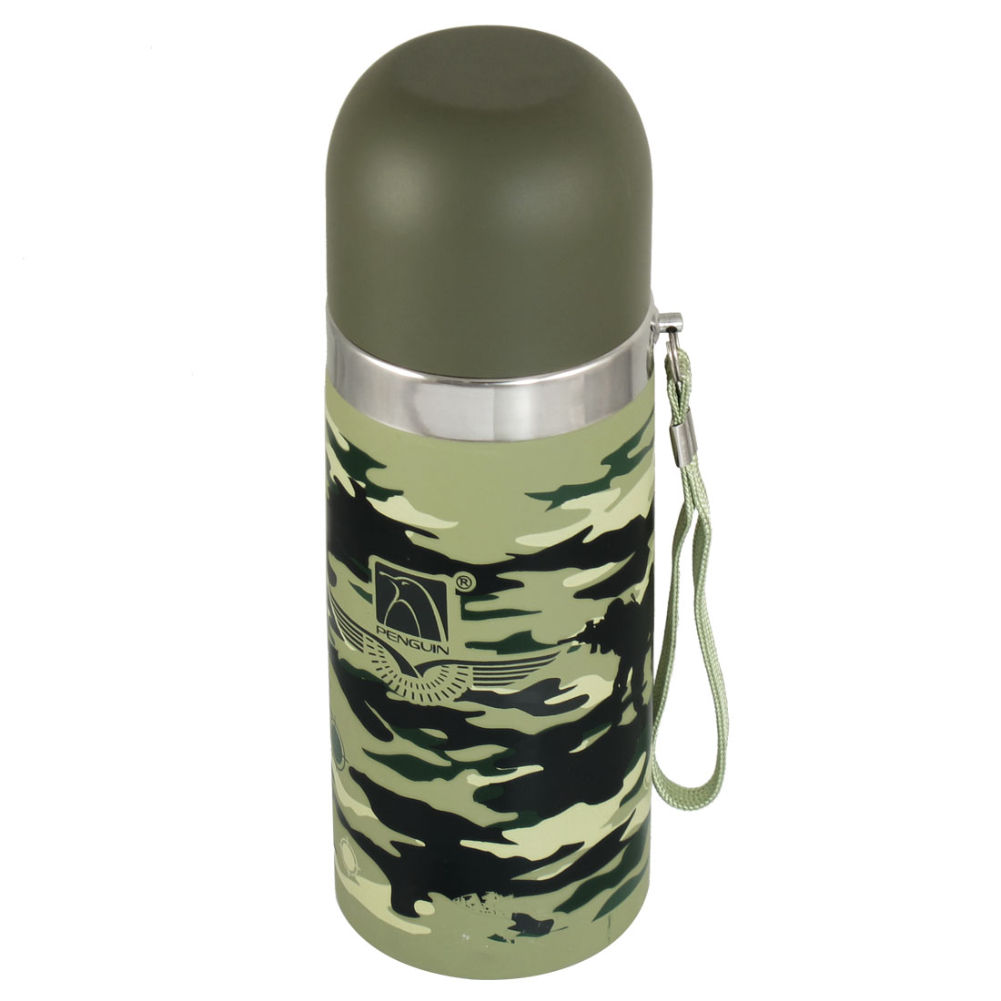 Outdoor Stainless Steel Vacuum Insulating Bottle Cup Mug 350ml 12oz