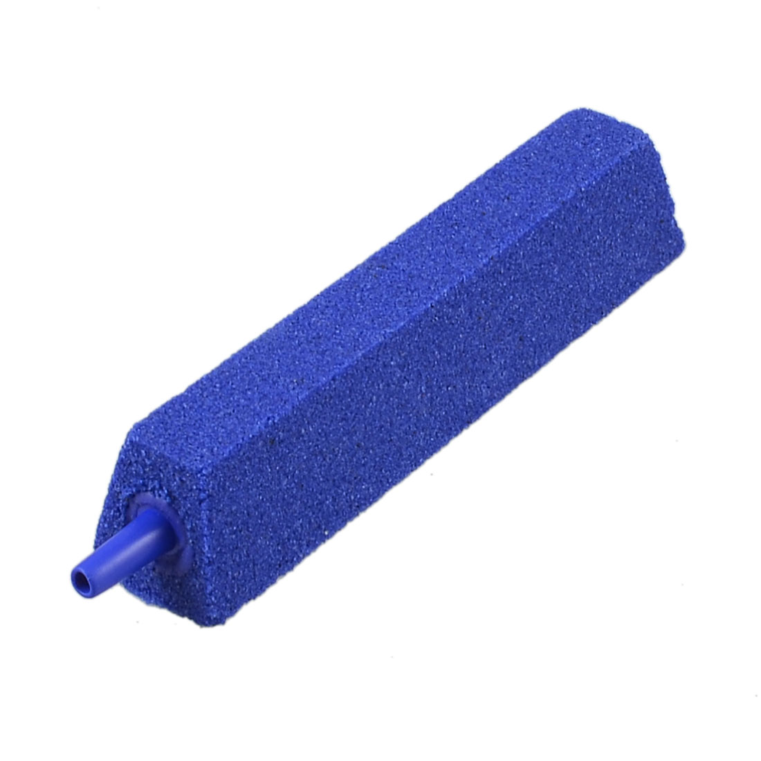 Aquarium Fish Tank Blue Mineral Bubbles Airstone Air Stone Bar 100mm Long