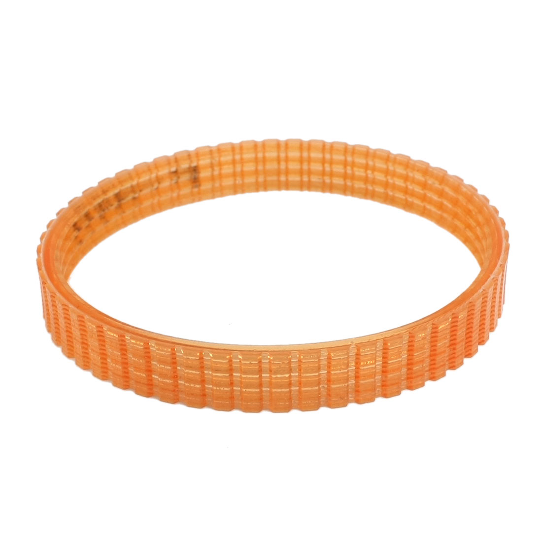 Orange Soft Plastic 10mm Width Electric Power Drive Belt for Hitachi F20A