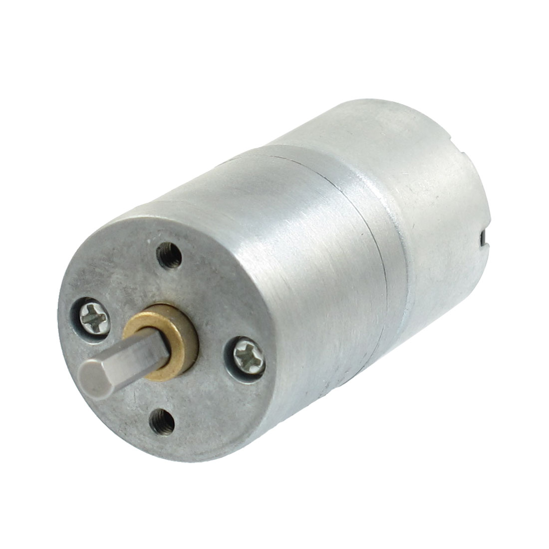 DC 6V 50mA 20RPM Rotary Speed 2 Terminals 2P Magnetic Gear Motor Reducer