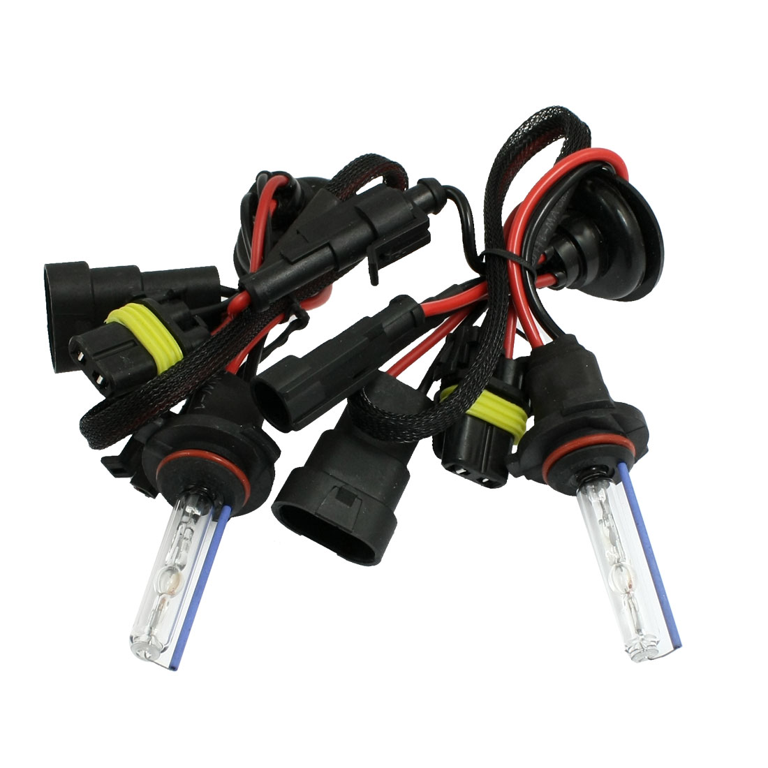 2 Pcs DC 12V 8000K 9005 Car HID Xenon Bulb Light Headlight Lamp