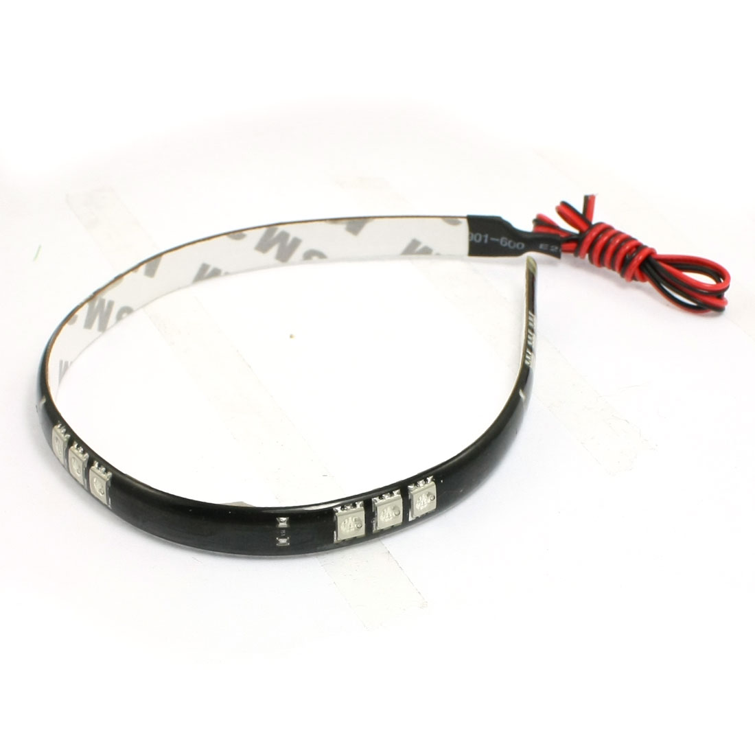 Auto Car Blue 15 5050 SMD LED Light Flexible Lamp Strip 30cm
