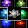 Bedroom Desk Decor Color Changed Snowflake LED Light