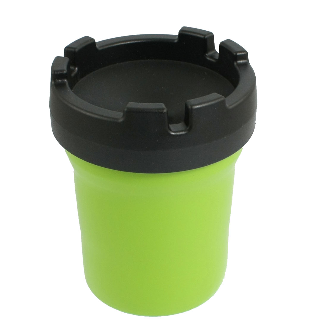 Car Truck SUV Automobile Butt Bucket Ashtray Holder Black Green