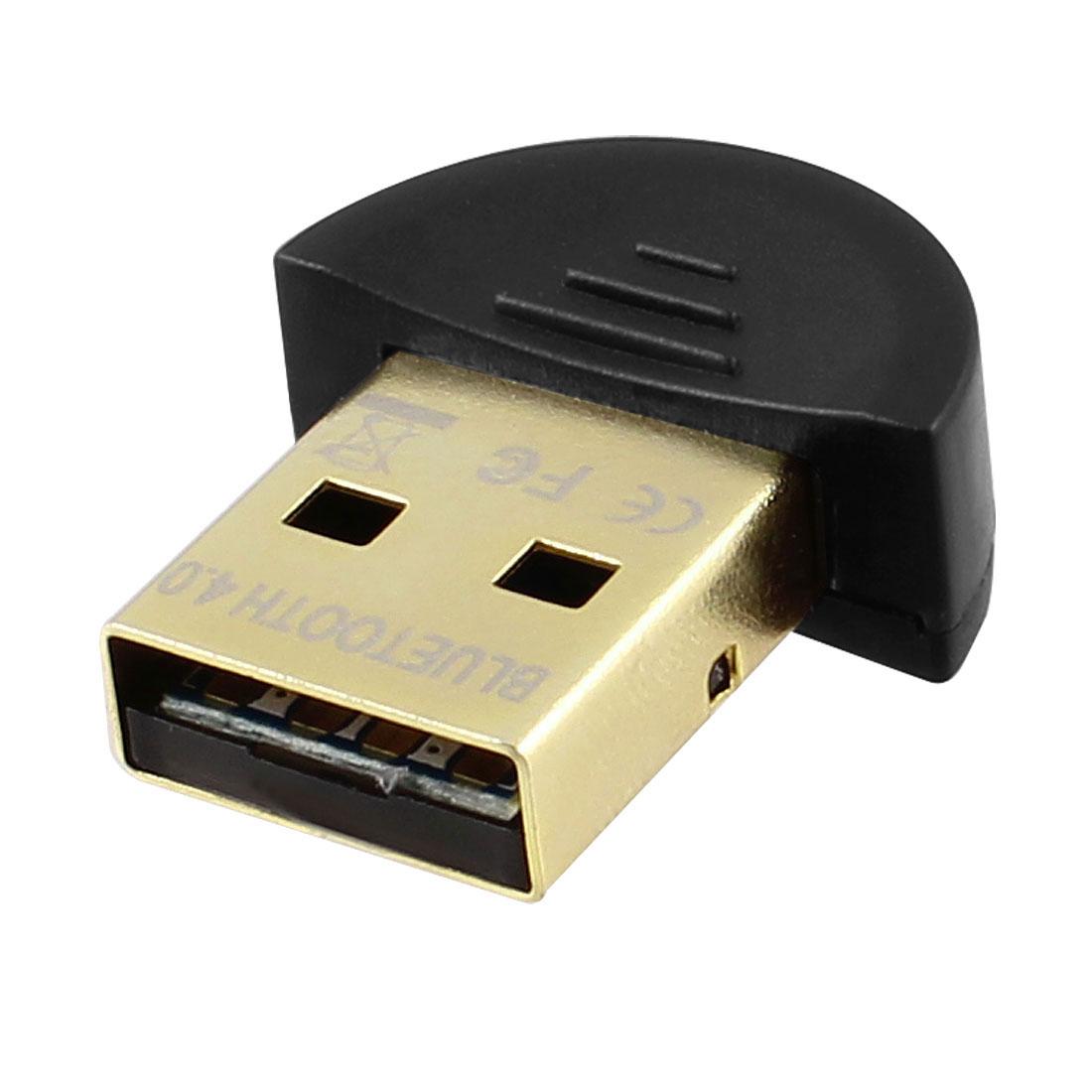USB 4.0 bluetooth Dongle Adapter Micro Windows 7 Notebook Computer PC