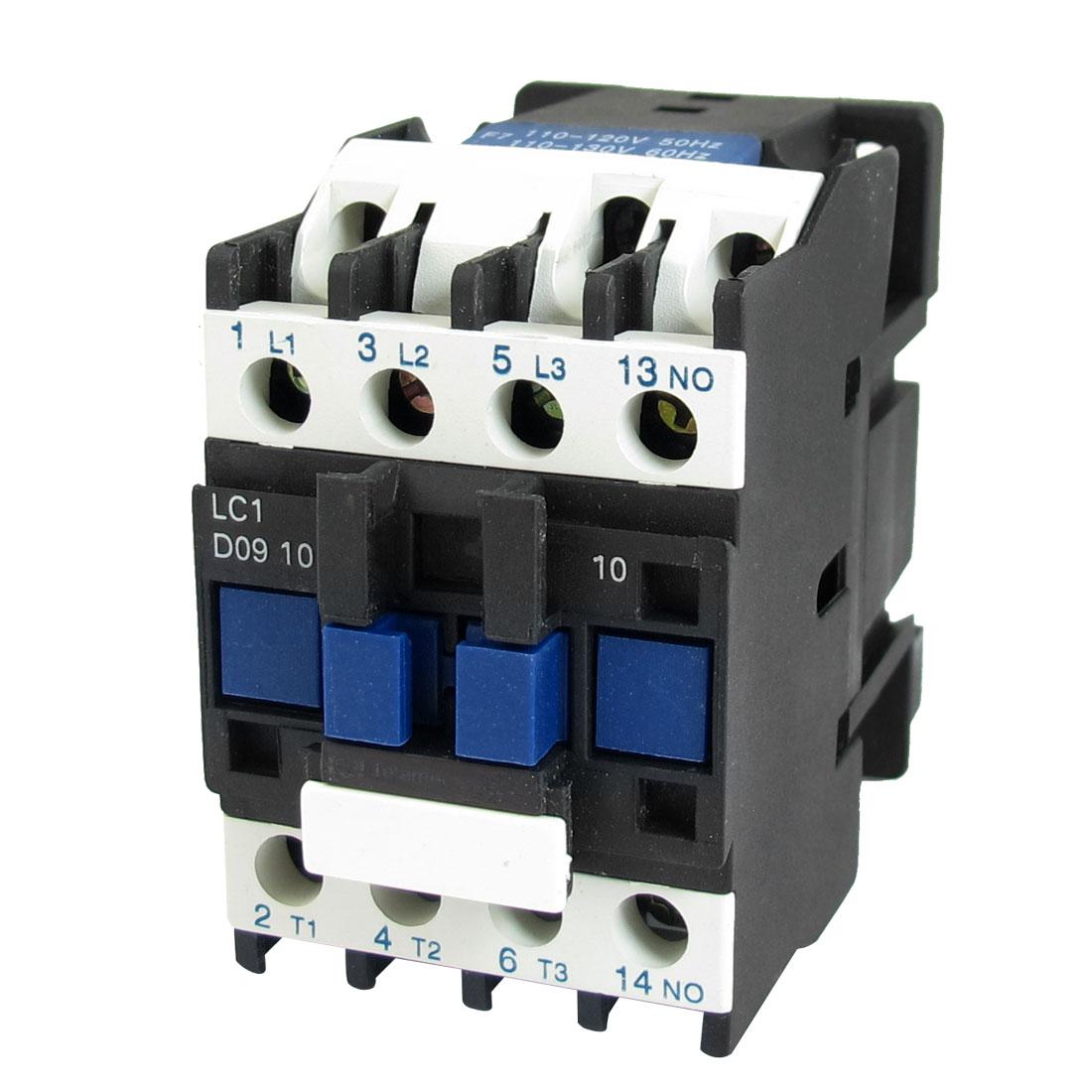LC1-D0910 AC Contactor 25A 690V 3 Poles One NO 220-230V 50Hz Coil