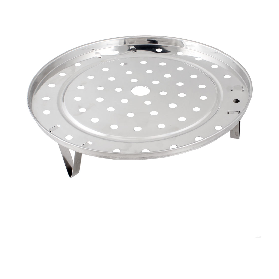 "Kitchen Cooking Stainless Steel 8.5"" Diameter Steaming Steamer Rack"