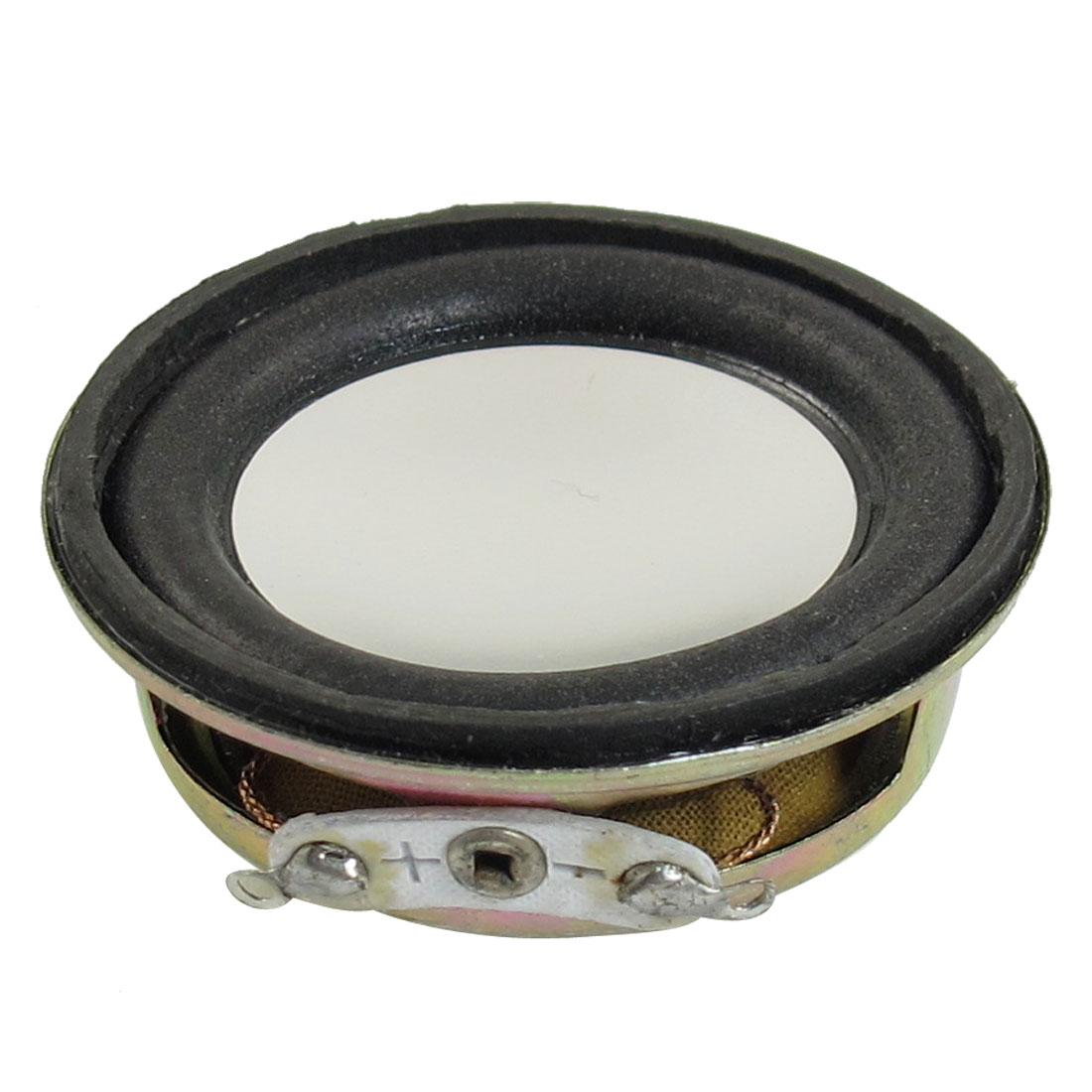 Replacement Part 40mm Diameter Round Internal Magnet Speaker 4 Ohm 2W