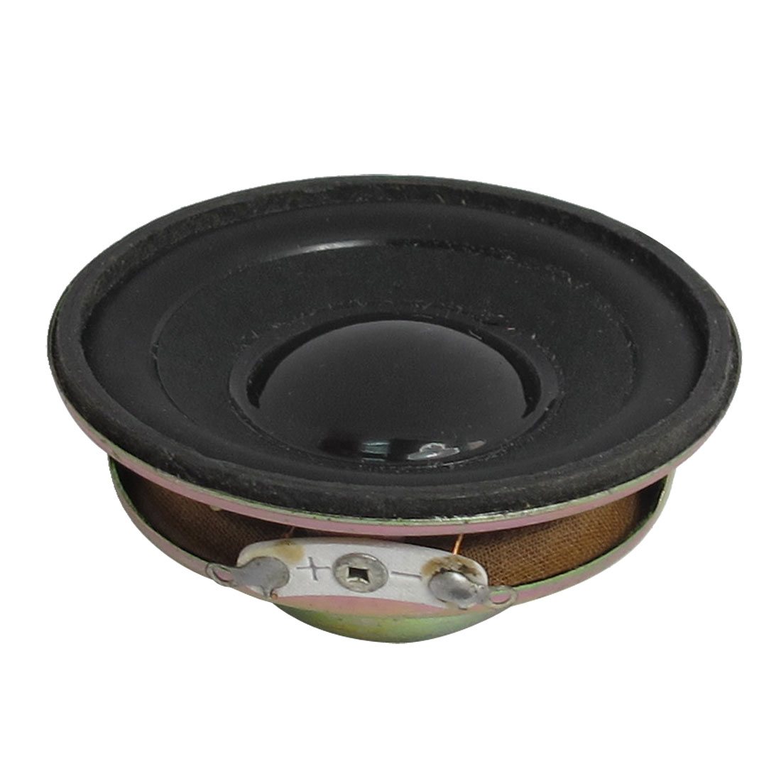 "3W 3 Watt 8 Ohm 2"" Diameter Magnetic Type Aluminum Shell Round Speaker"