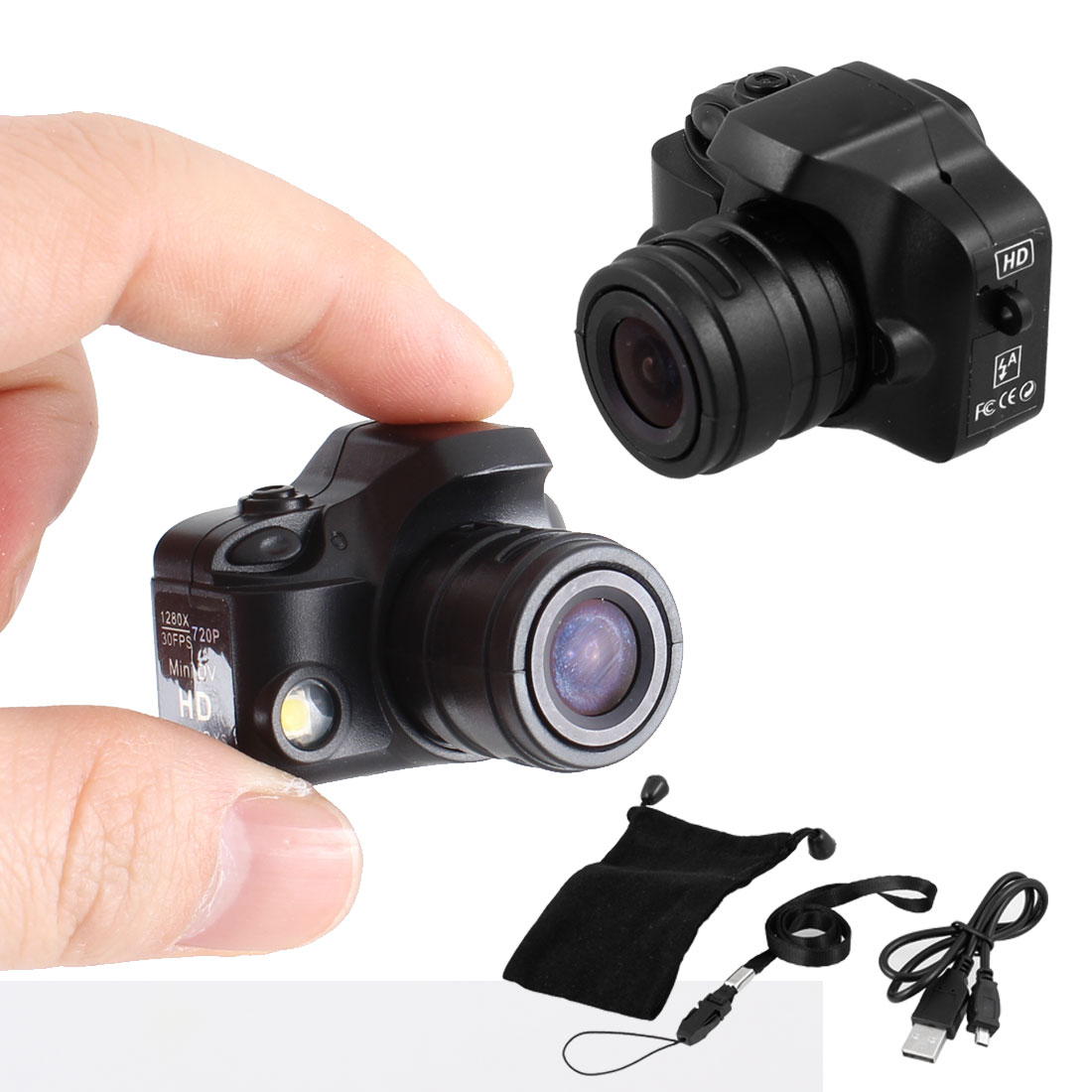 F5000 30fps 720P High Definiton Digital Video Camera Mini DV Camcorder