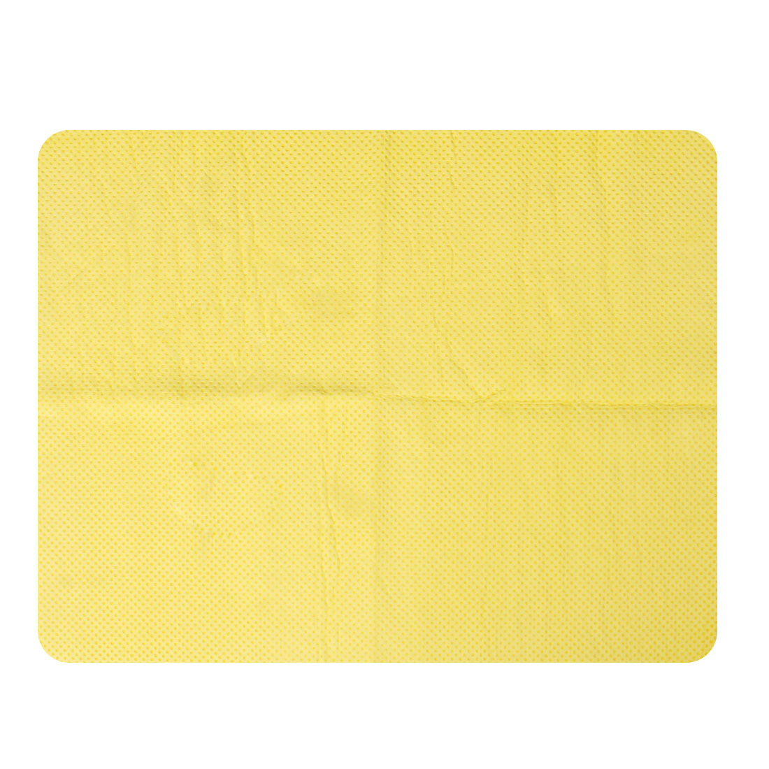 Synthetic Chamois Car Furniture Cleaning Yellow Clean Cham Towel
