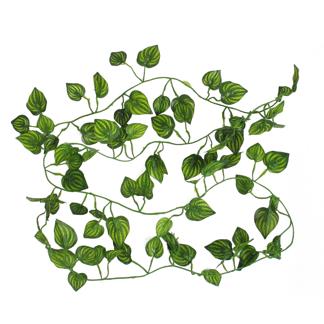 2.1M Length Simulated Garden Vine Plant Festival Party Decorative Leaves Green