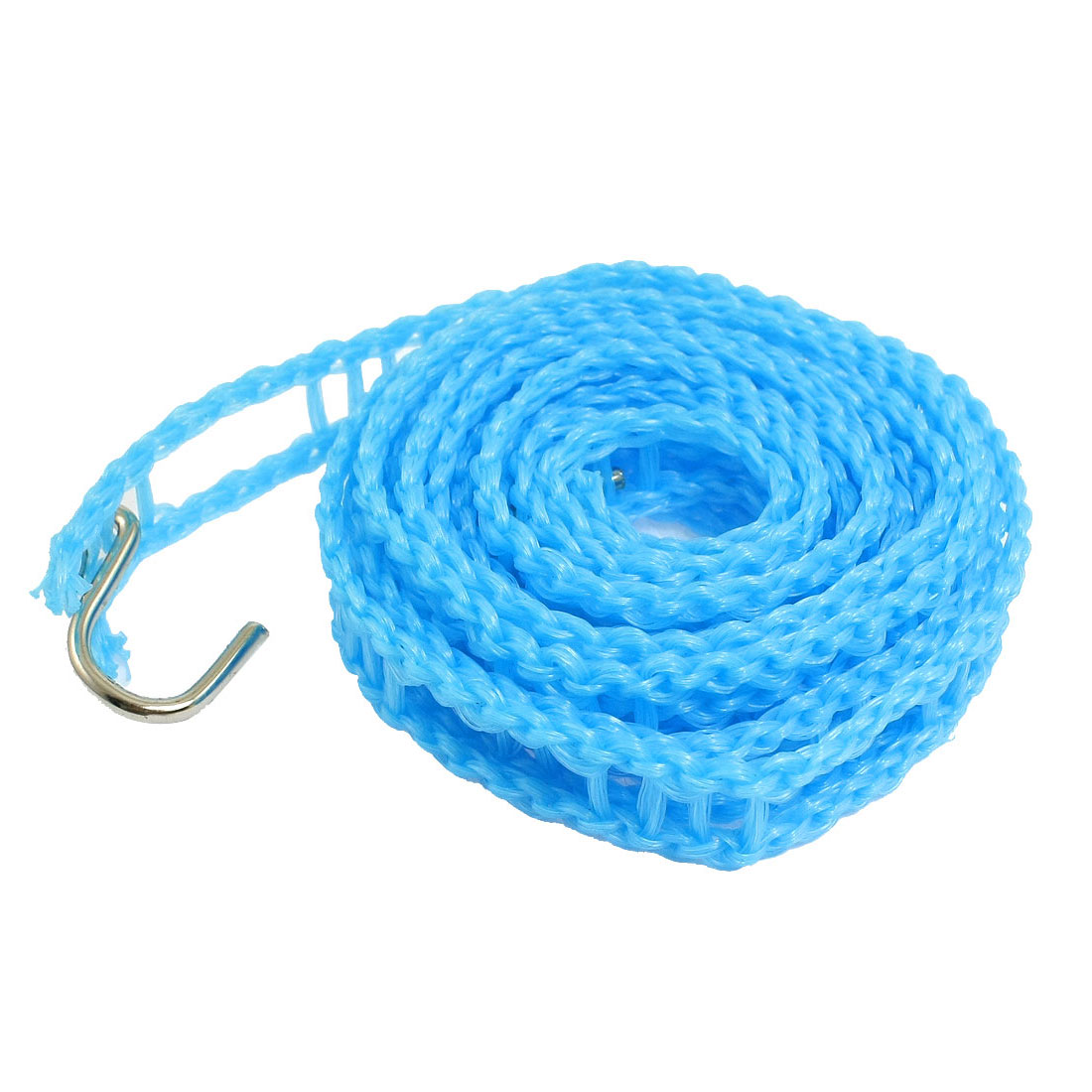 Household Blue 2 Meter Clothes Hanger Rope Nonslip Clothesline