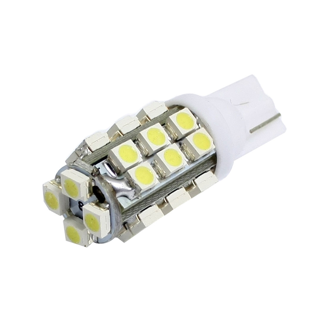 Car T10 White 1210 28 SMD LED Bulb Light Turning Lamp