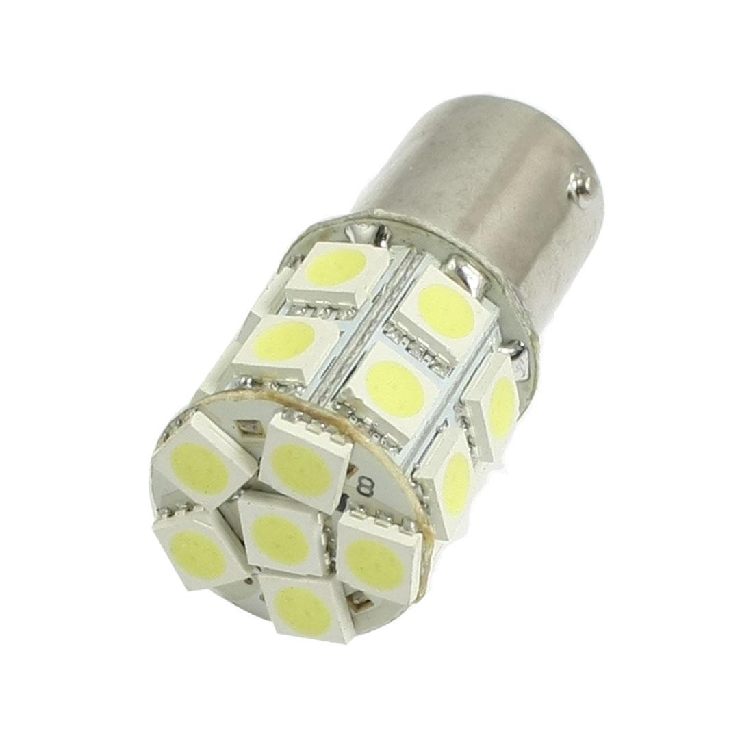 Car White 20 LED 1156 BA15S 5050 SMD Indicator Backup Tail Turn Light