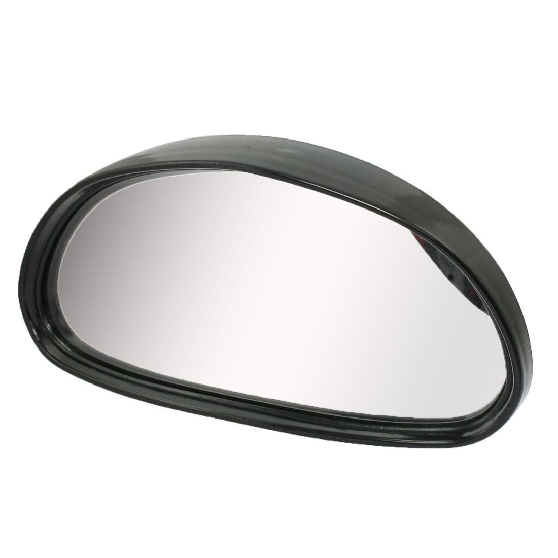 Adjustable Side View Rearview Blind Spot Mirror Black for Car Truck