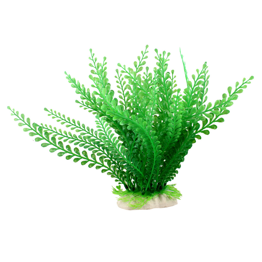 "8.9"" Height Simulation Green Tree Decoration Landscaping for Fishtank"
