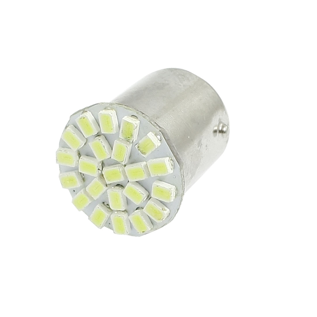 BA15S 1156 P21W White 22 1206 SMD LED Tail Brake Light Lamp Bulb