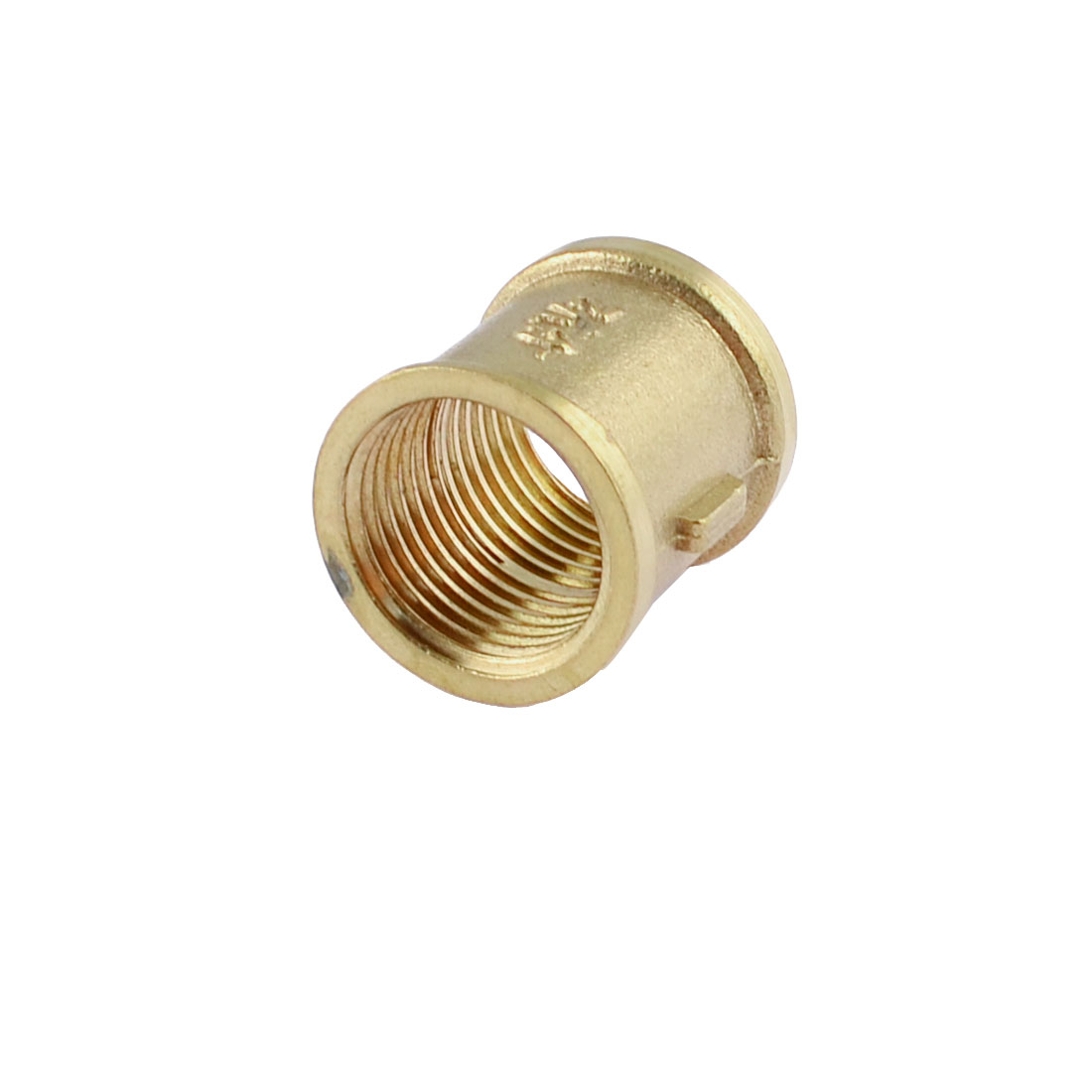 "Brass 1/2"" NPT Female Thread Straight Connector Pneumatic Quick Coupler"