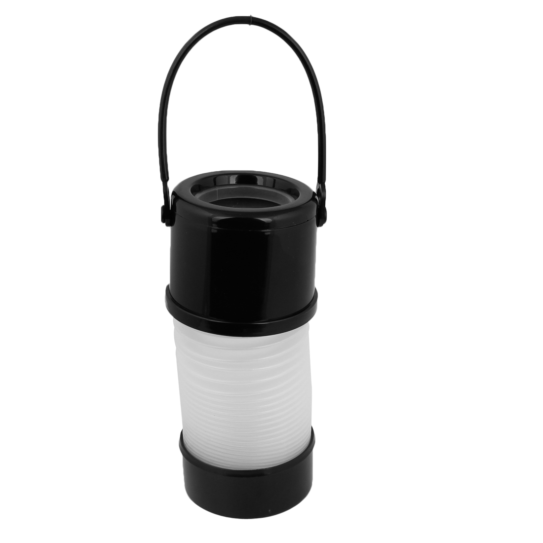 Auto Black Plastic Cylinder Shape Contractible Umbrella Holder Bucket