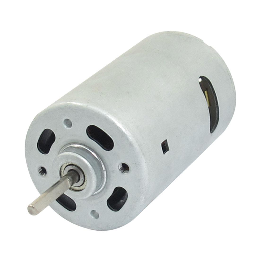 2500RPM DC 12V 100mA 3mm Shaft 2 Terminals Electric Magnetic Motor