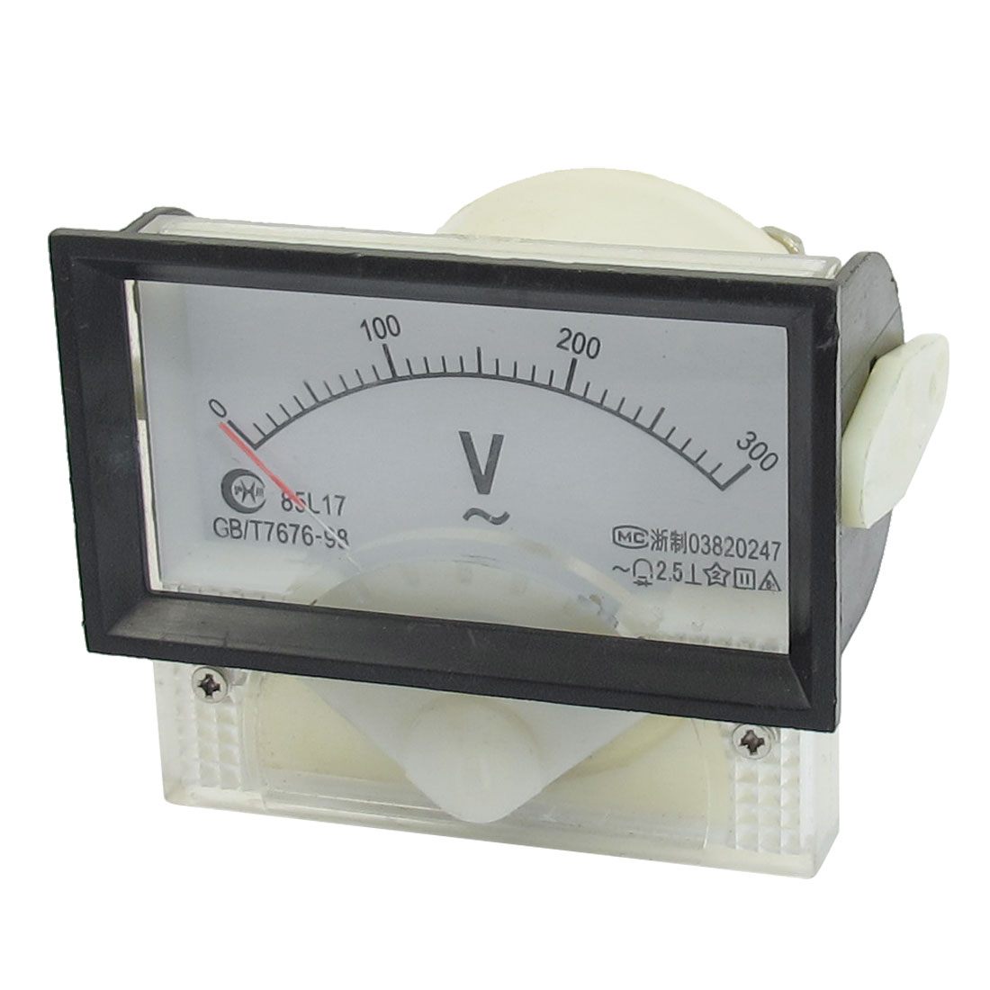 AC 0-300V Analog Volt Voltage Voltmeter Meter Panel 85L17