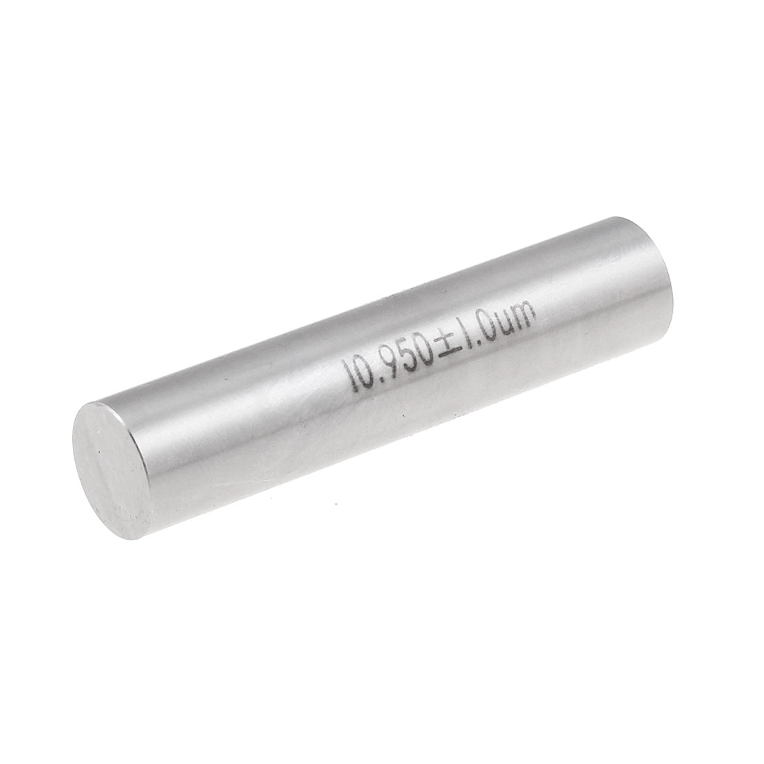 Tungsten Carbide 10.95mm Diameter Plug Pin Gage Gauge w Storage Box