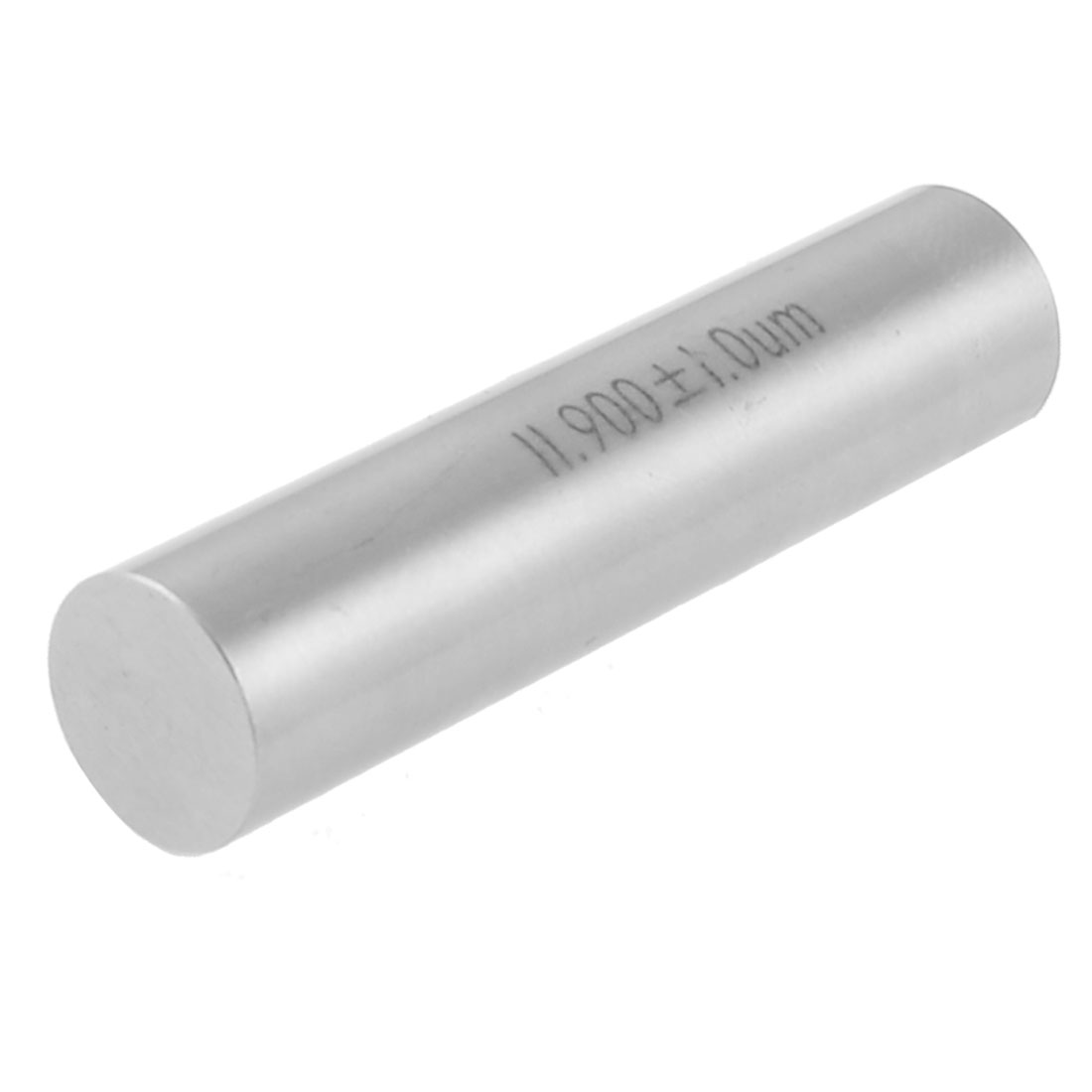 50mm Long 11.90mm Diameter Tungsten Carbide Cylinder Pin Gage Gauge