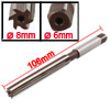 "High Speed Steel 8mm Shank 5/16"" Cutting Dia.6 Flutes Machine Reamer"