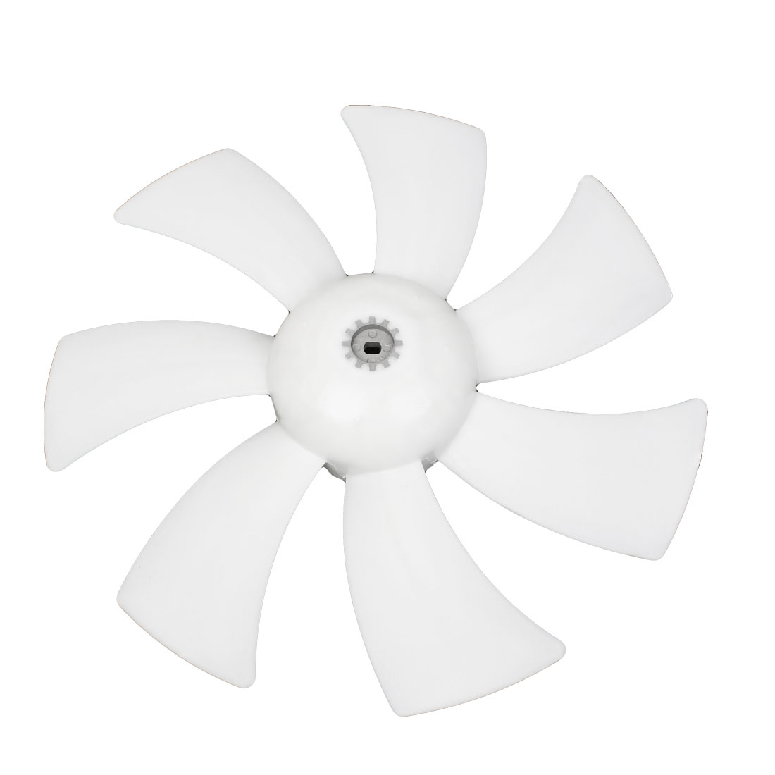 White Plastic 7 Impeller Motor Fan Blade 16361-74160