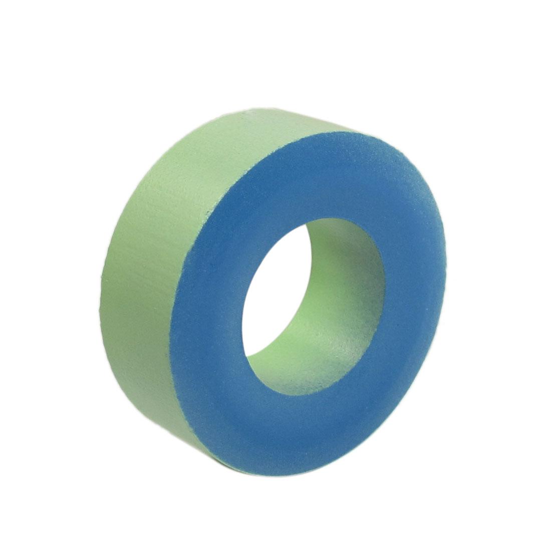 Pale Green Blue Iron Power Ferrite Toroid Core 47mm Outside Diameter