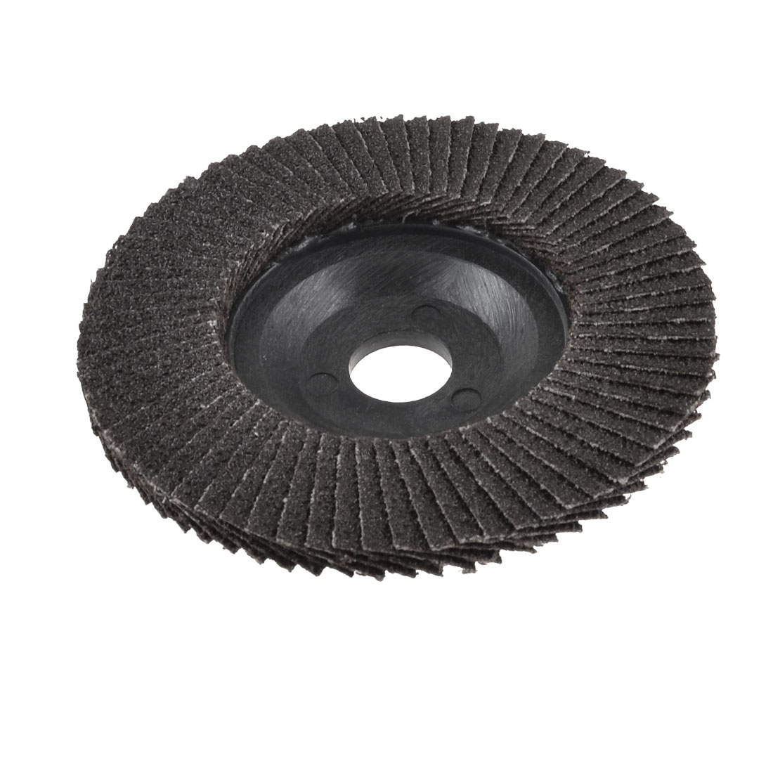 Metal Polishing 80# 100mm Dia Flap Sanding Abrasive Wheels Discs Disc