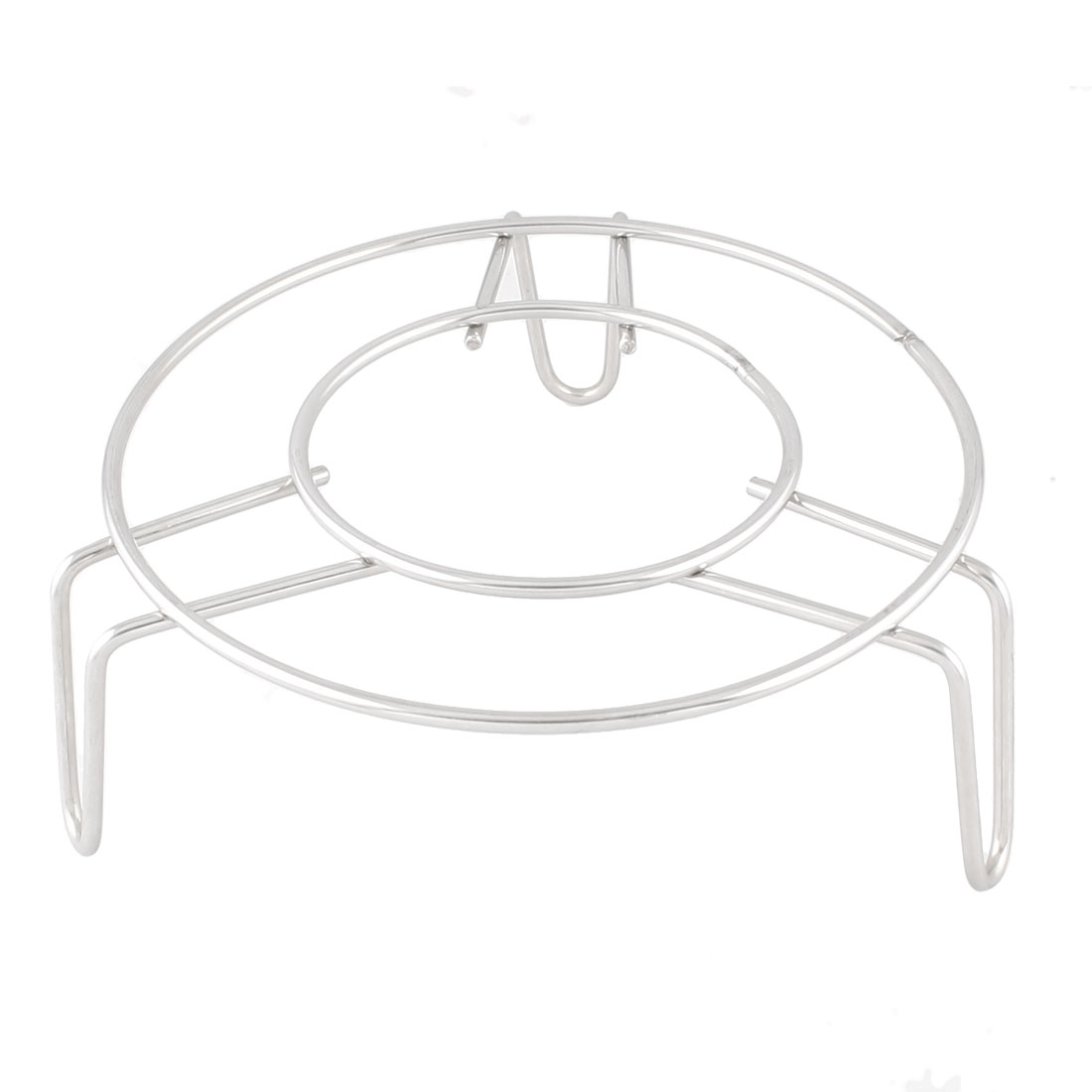 """Household Kitchen Cooking Metal 4.9"""" Dia Steamer Rack Stand"""