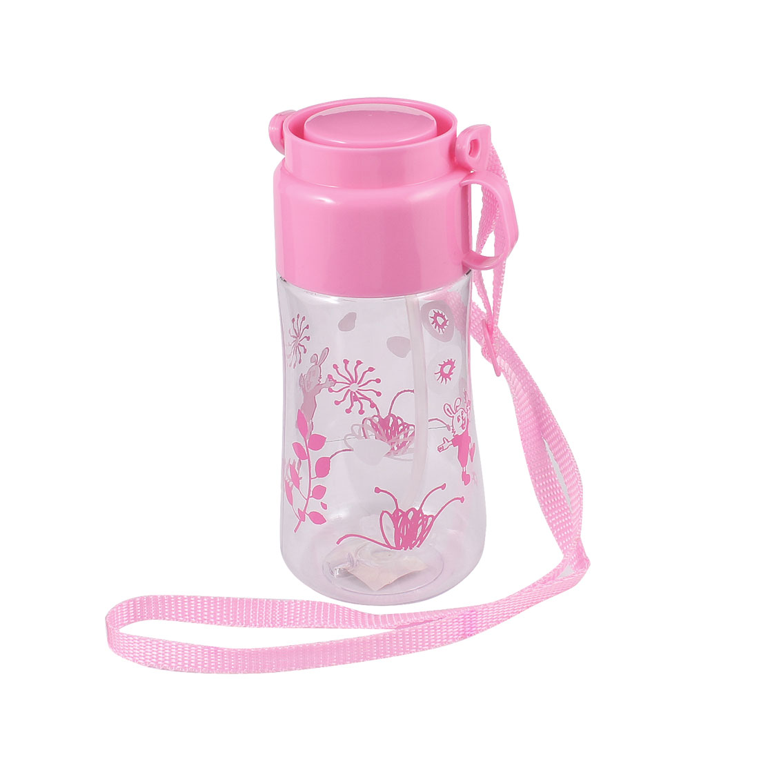 Pink Plastic Tea Cups