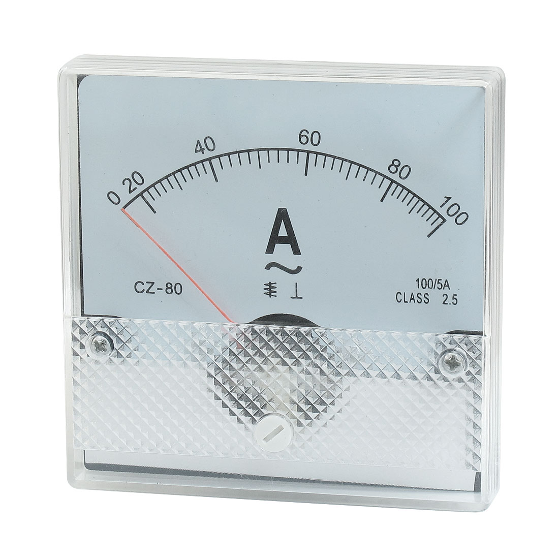 Class 2.5 Accuracy AC 0-100A Analog Panel Meter