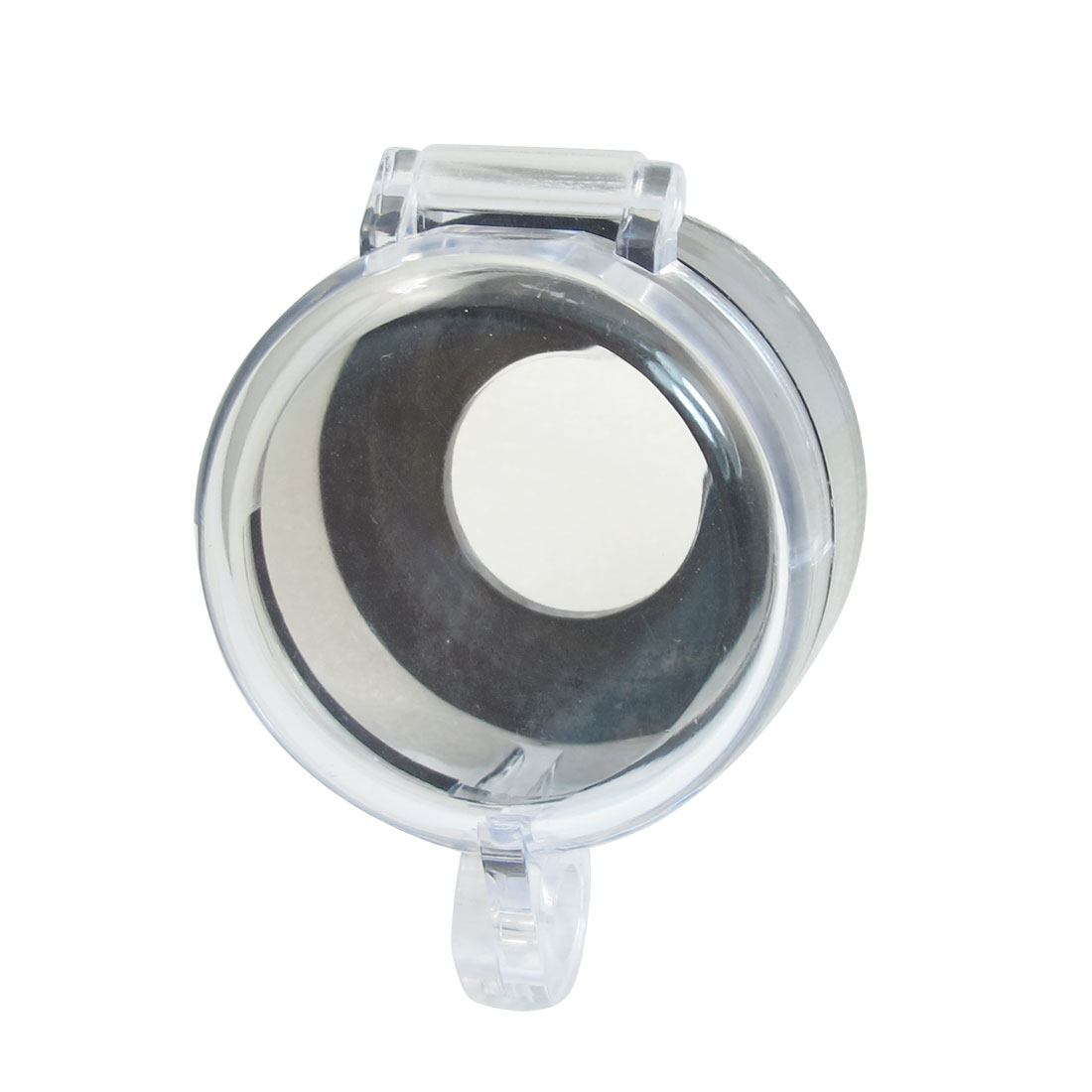 Clear 22mm Protective Cover Guard Case for Round Push Button Switch