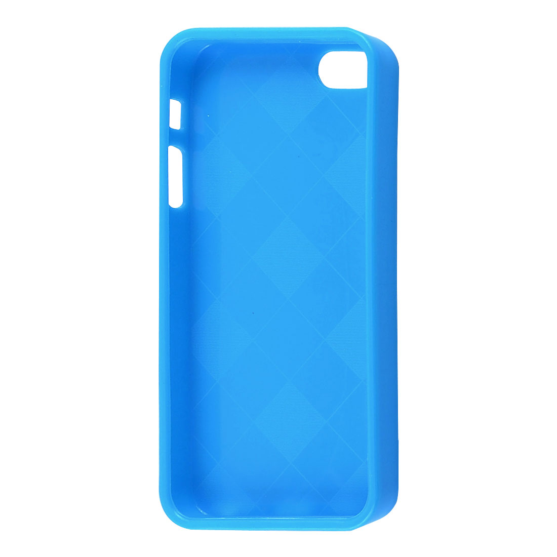Blue Soft Protective Case Cover for Apple iPhone 5 5G
