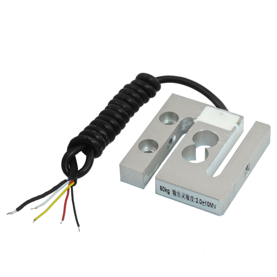 60Kg Capacity Load S Shaped Cell Aluminium Weighing Sensor