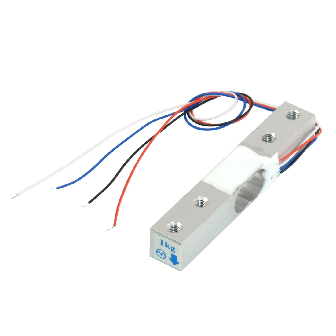 80mmx12.7mmx12.7mm Weighing Electronic Balance Wired Load Cell Sensor 0-1Kg