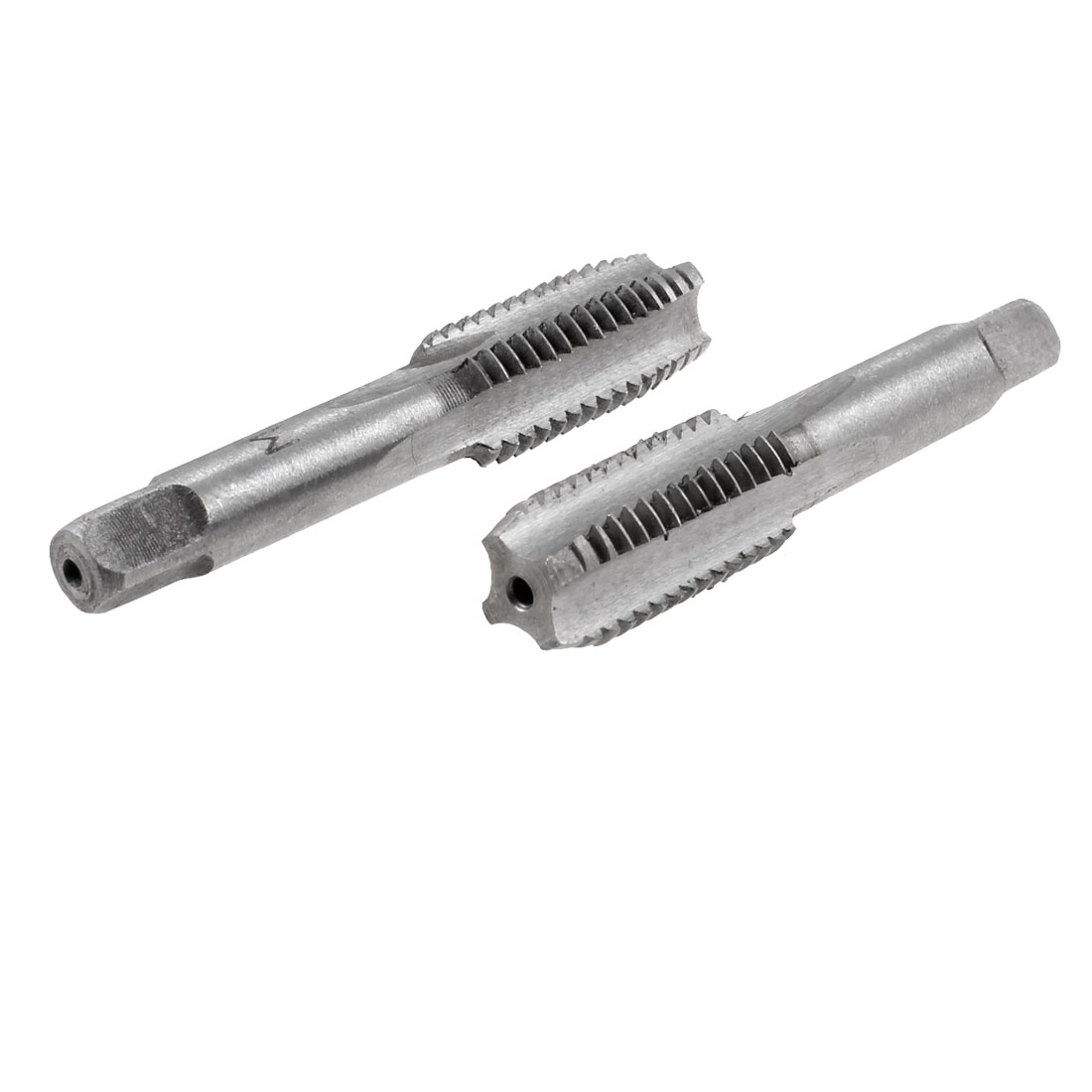 2 Pcs M14 14mm High Speed Steel HSS Hand Screw Thread Metric Taps