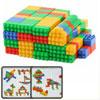 Children Brain Intelligence Training Plastic Transformable Building Block Toy