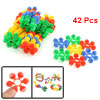 Children Educational Intelligence Snow Model Construction Puzzle Toy