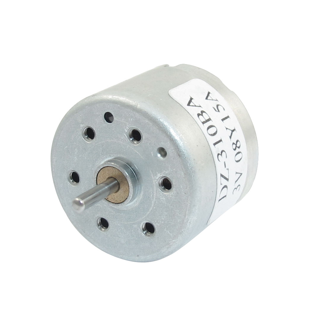 1700-3400RPM 3-6V High Torque Cylinder Electric Mini DC Motor