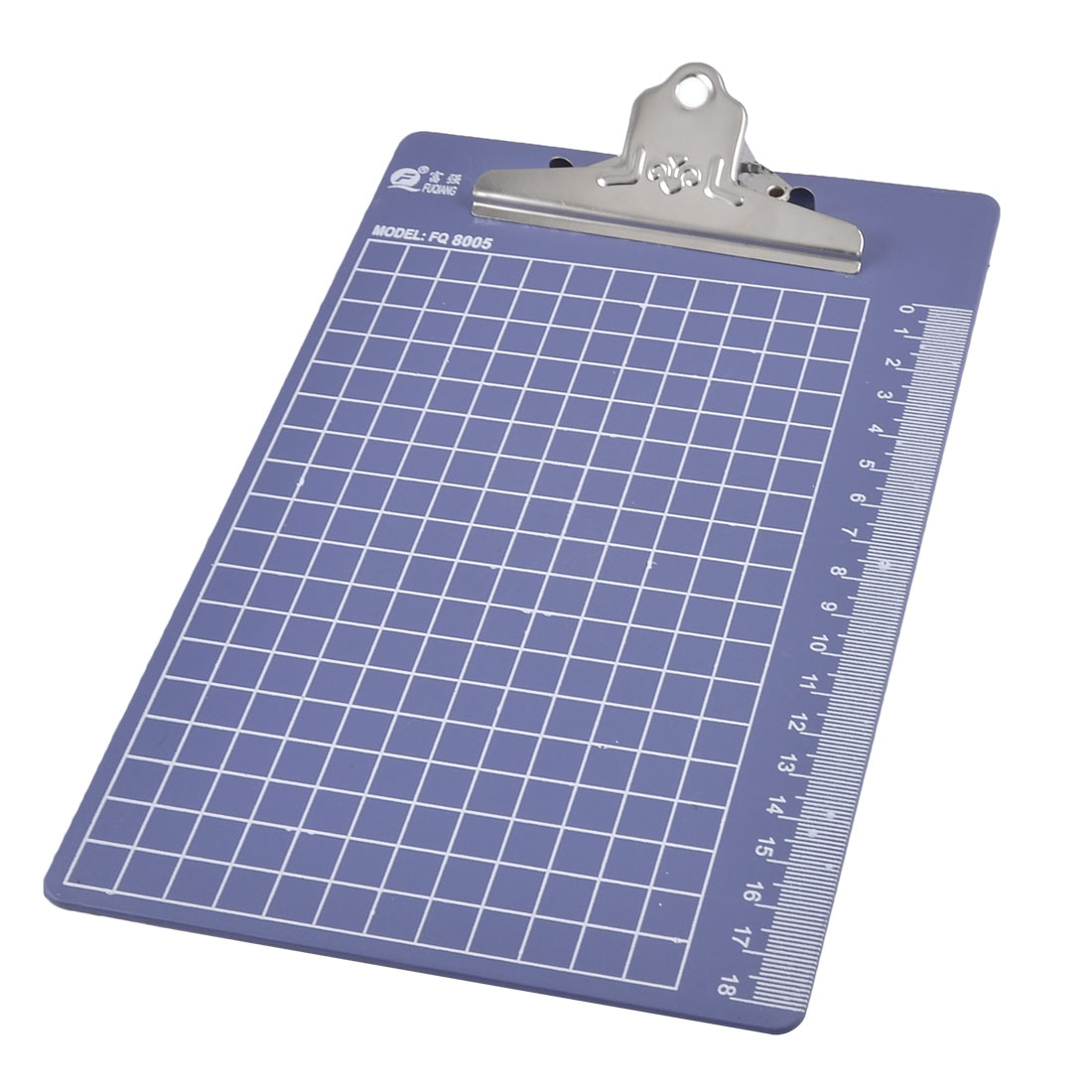 Blue Office A5 Record List Note Paper Clipboard