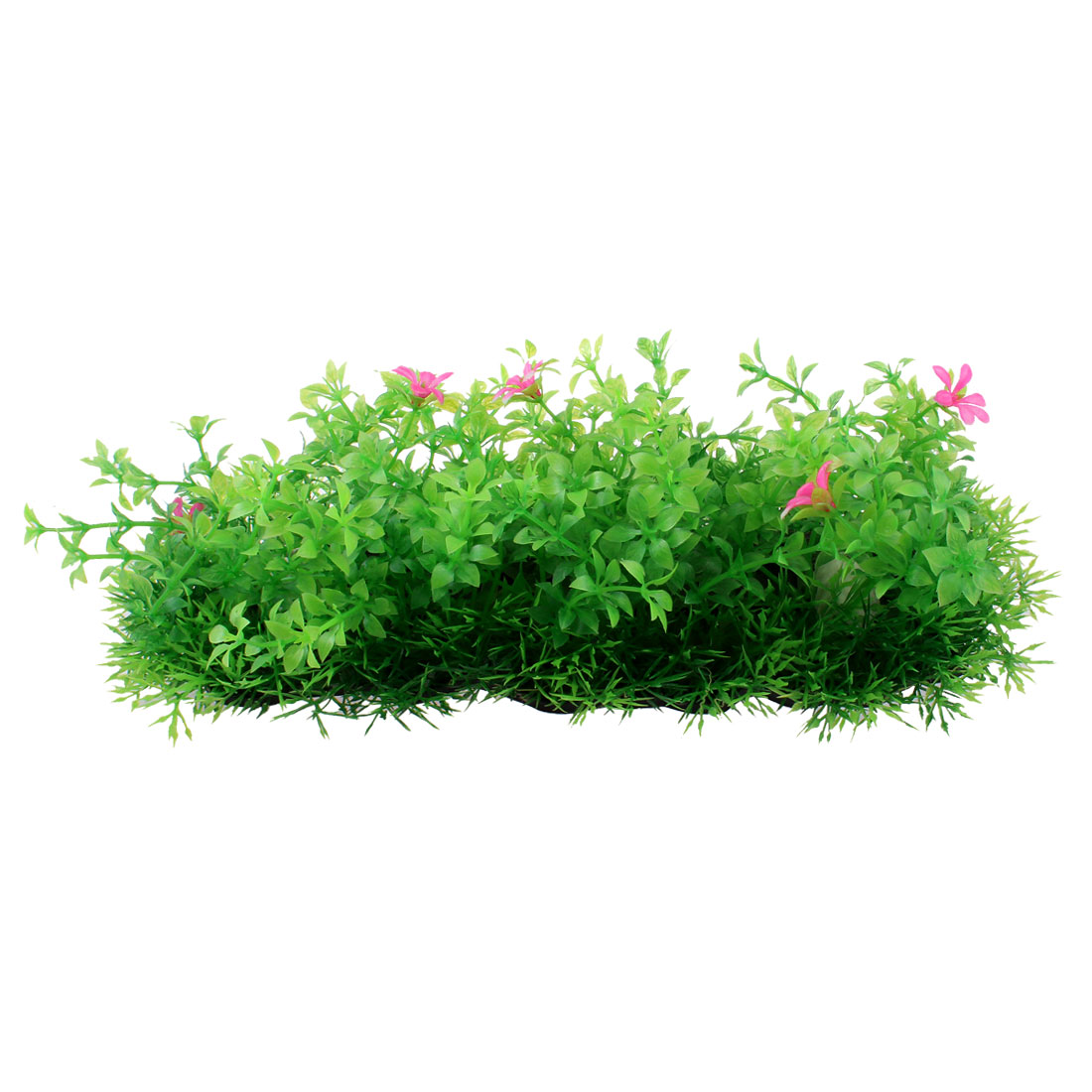 Aquarium Fishtank Decoration Green Plastic Underwater Plant Lawn