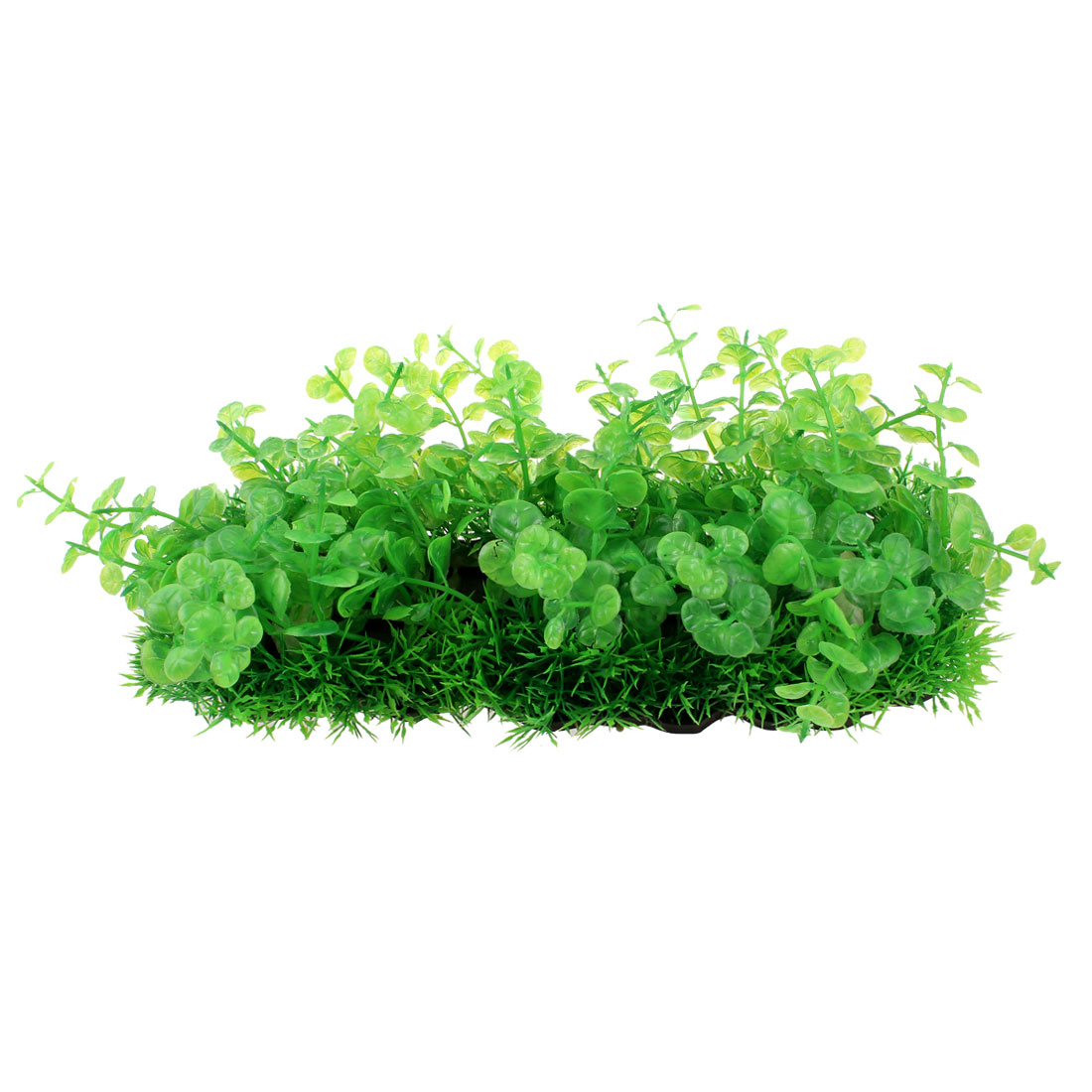 Fish Tank Emulational Green Plastic Underwater Plant Decoration