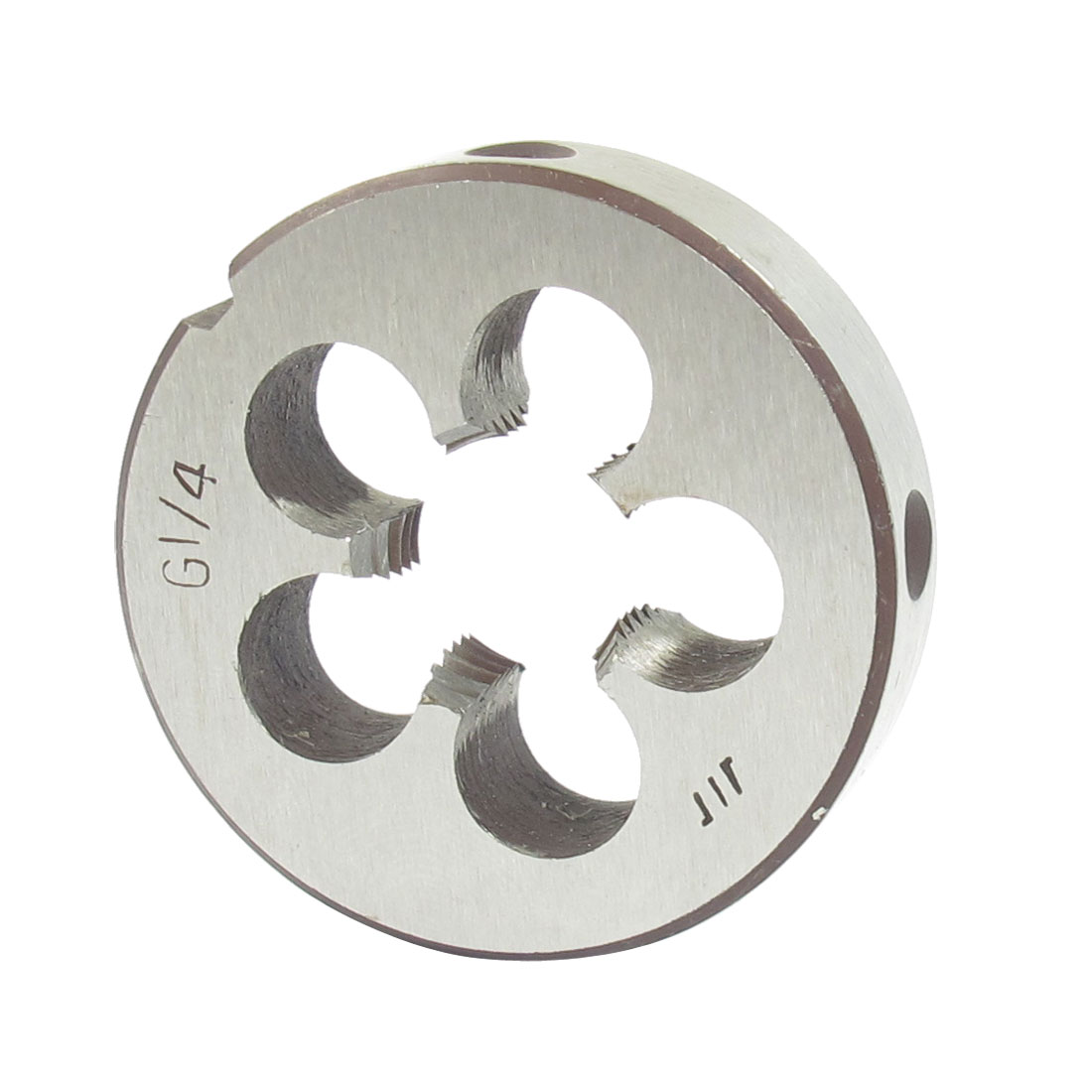 "38mm Outside Dia 10mm Thickness G 1/4"" Round Thread Die Hand Tool"