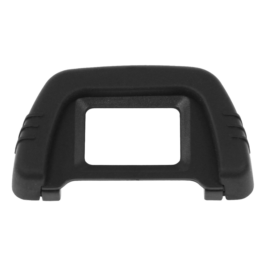 Plasitc Spare Part Camera Eye Seal Viewfinder Cover for Nikon D90 D300 Black